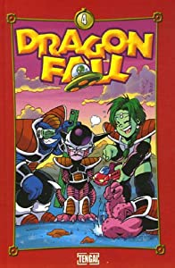 Dragon Fall Edition simple Tome 4