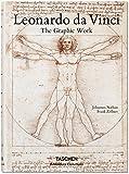 Leonardo Da Vinci. The Graphic Work by Frank Zollner (2014-09-25) - Frank Zollner;Johannes Nathan