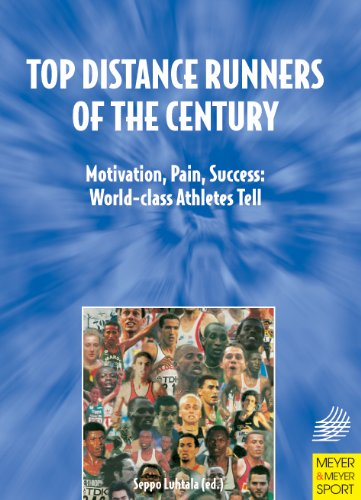 Top Distance Runners of the Century (In Their Own Words)