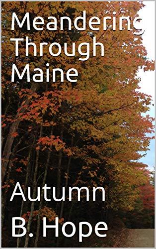 Meandering Through Maine: Autumn (English Edition) Shoreline Fällen