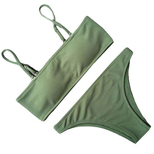 Bcfuda Donna Sexy Bikini Costumi Interi da Bagno Sport e Tempo Libero da  Bagno per Donna c3360f6ba9a