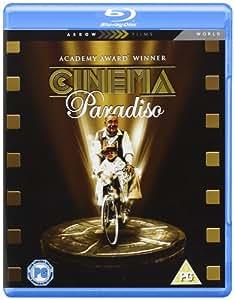 Cinema Paradiso [1989] [Blu-ray] [Region Free]