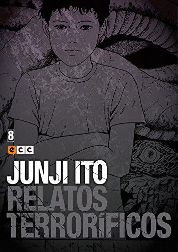 Junji Ito: Relatos terroríficos (O.C.): Junji Ito: Relatos Terroríficos núm. 08