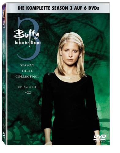 Die komplette Season 3 (6 DVDs)