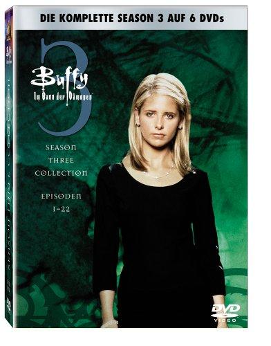 Buffy - Im Bann der Dämonen: Die komplette Season 3 (6 DVDs)