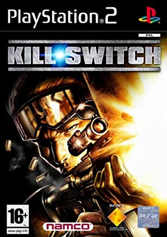 Kill.Switch - Includes Demo Disc with SOCOM II Playable Demo and Syphon Filter footage [UK Import]