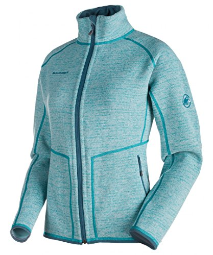 Mammut Arctic ML Jacket Women - Fleecejacke Graphite Grey