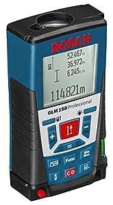 Bosch Professional GLM 150 / 0601072000 Télémètre laser