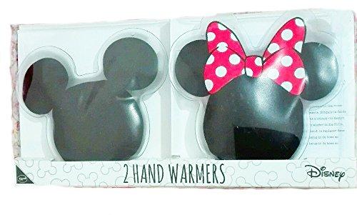 Preisvergleich Produktbild Mickey & Minnie Handwärmer X 2 PACK