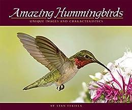 Amazing Hummingbirds: Unique Images and Characteristics (Wildlife Appreciation) von [Tekiela, Stan]