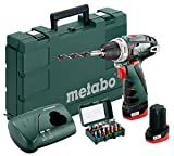 Best Metabo Taladros - Metabo 600080920 – Taladro atornillador inalámbrico Review