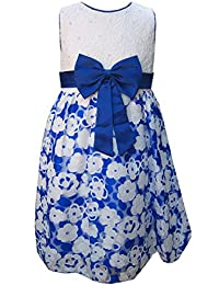 e222ddc042 Girls Dress KCL Blue Party Prom Dress Fully Lined Ages 2 Years up to 13  Years