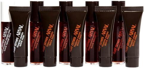 Arval Half Times Set Abbronzante Rapido 4+1 per Corpo e Viso, SPF 8-10x10 ml - Totale 100 ml