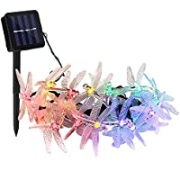 String Light Starry Luci String Solare,GRDE® 20