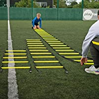 Ziland Agility Round Rung Speed Ladder (8 metre)