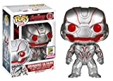 Funko - Figurine Marvel Avengers Age of Ultron - Grinning Ultron Summer Convention Exclusive 2015 Pop 10cm - 0849803056063