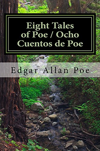 Eight Tales of Poe / Ocho Cuentos de Poe por Edgar Poe
