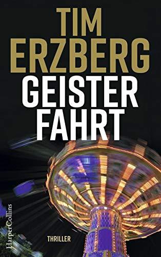 Buchseite und Rezensionen zu 'Geisterfahrt (Anna Krüger)' von Tim Erzberg