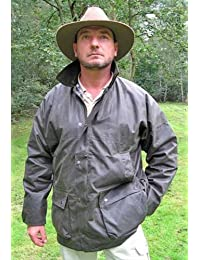 Hunter Outdoor New England Jager Shooting Waxed Cotton Jacket
