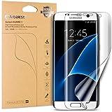 Galaxy S7 Edge Protection écran [Pas en Verre Trempé], Arbalest 4th. Gen.HD Clair Film [Easy Applied] Forte Adsorption Protecteur D'écran pour Samsung Galaxy S7 Edge - [2-Pack] Garantie à vie