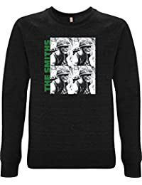 Morrissey and The Smiths The Smiths Meat is Murder, Sweatshirt Dark Grey