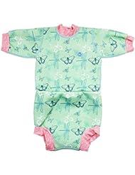 Splash About bebé pañal de neopreno, color Dragonfly, tamaño 24+ meses