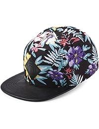 Upfront Cap OFFSPRING FLOWER SNAPBACK HAT black