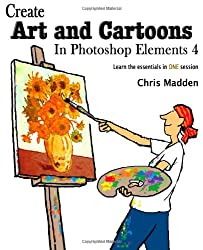 Create Art and Cartoons in Photoshop Elements 4