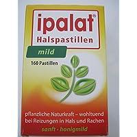 Ipalat Halspastillen mild, 160 St. preisvergleich bei billige-tabletten.eu