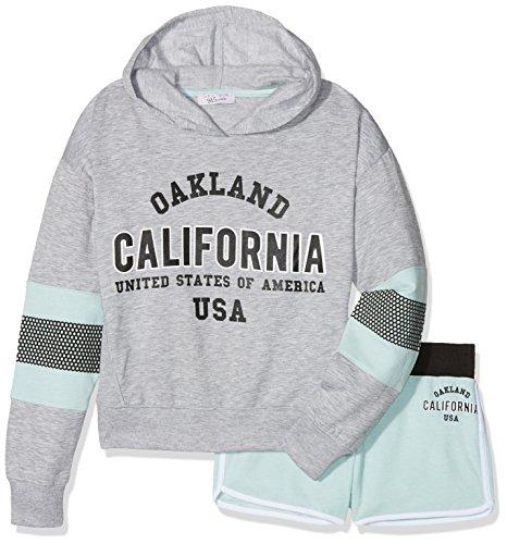 New Look Girl's Cali Hoody Short Pyjama Sets