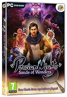 Persian Nights Sands of Wonders (PC DVD)