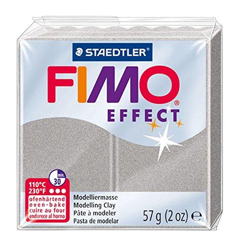 Staedtler Fimo Effect Arcilla polimérica 2Oz. Light