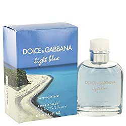 Dolce Gabbana Eau De Toilette Spray 4.2 oz