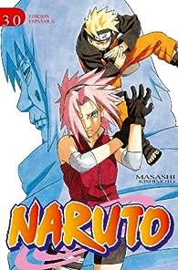 Naruto nº 30/72 par Masashi Kishimoto