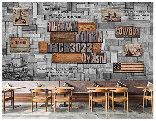 Große Malerei Fototapete Wohnzimmer Wandkunst Dekor Brief Wandbilder @ 430 * 300 cm