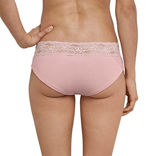 Schiesser Damen Panties Panty rot (rosé 506)