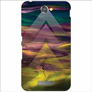 Sony Xperia E4 Back Cover - Wao Designer Cases