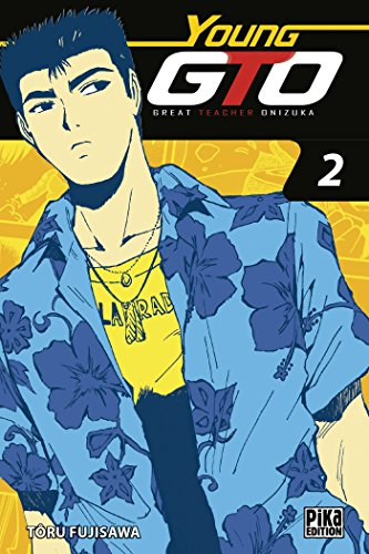 Young GTO Edition double Tome 2
