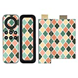 Disagu SF-sdi-5258_935 Design Folie für Amazon Fire TV Stick und Fernbedienung Motiv Moroccan_bunt_02