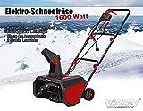 Elektro Schneefräse 1600 Watt Schneeschieber Motorbesen 1,6 KW Schneepflug Kehrmaschine für Elektro Schneefräse 1600 Watt Schneeschieber Motorbesen 1,6 KW Schneepflug Kehrmaschine