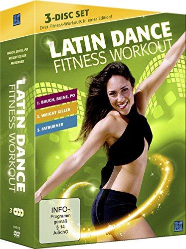 Latino Dance Workout - Gesamtedition [3 DVDs]