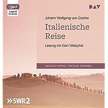 Italienische Reise: Lesung mit Gert Westphal (1 mp3-CD)