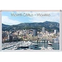 Monte Carlo - Monaco - Jumbo Fridge Magnet