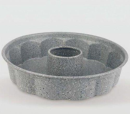 Teglia per forno per dolci in acciaio al carbonio con rivestimento antiaderente diametro 26 cm