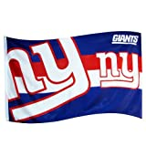 NFL New York Giants Horizon Flag - Multi-Colour