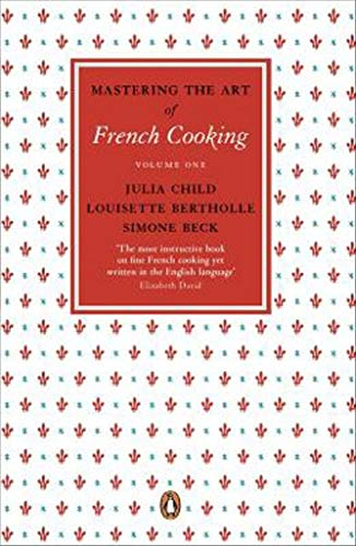 Mastering the Art of French Cooking, Vol.1 Cover Image