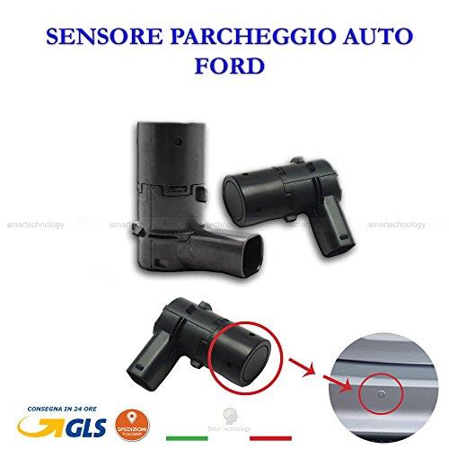 Sensoren Einparkhilfe PDC Auto Ford C Max Focus Kuga OEM 1x 43–15K859Sensor Unterstützung Einparkhilfe Parktronic