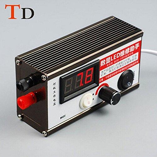 TD 0-200V Voltage TV Laptop LED LCD Backlight Tester Lamp Beads Light Board Transistor Geiger Tester - Vento Rilevatore