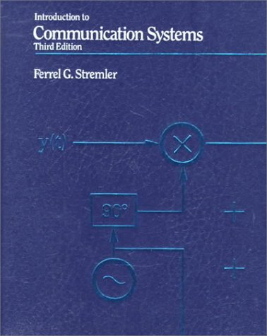 Introduction to Communication Systems por Ferrel G. Stremler