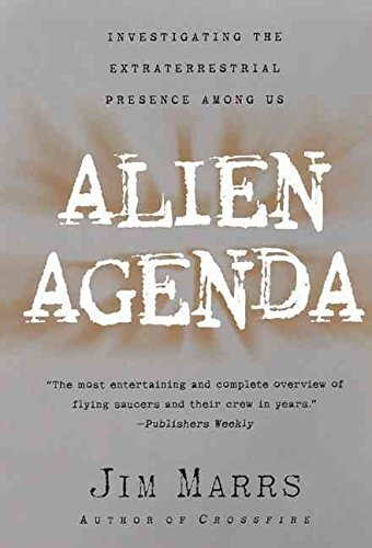 Descargar Libro [(Alien Agenda : Investigating the Extraterrestrial Presence among Us)] [By (author) Jim Marrs] published on (August, 1998) de Jim Marrs